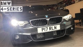 Download Taking Delivery of a Brand New (2017) BMW 4-Series Gran Coupé LCI (F36) Video