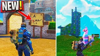 Download i found a location to track LOOT LLAMAS EVERY GAME in Fortnite.. (BIGGEST SEASON 4 SECRET REVEALED) Video