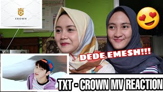 Download EXO Ls REACT TO TXT - 'CROWN' MV | (DEDE GEMES😍) Video