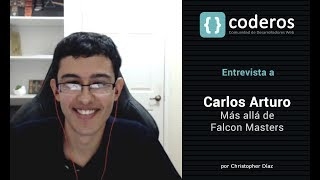Download Carlos Arturo: más allá de Falcon Masters Video