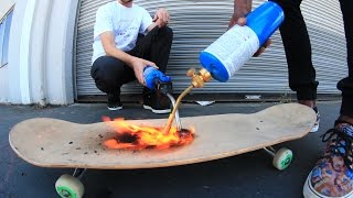 Download WILL THE SKATEBOARD BREAK? TORCH EDITION Video