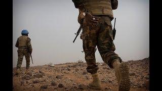 Download Les Casques bleus en action au Mali Video