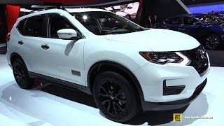 Download 2017 Nissan Rogue One Star Wars Limited Edition - Exterior Interior Walkaround - 2016 LA Auto Show Video