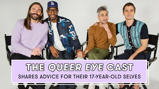 Download The Queer Eye Guys' Advice to Their 17-Year-Old-Selves Is So Important Video