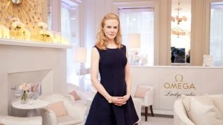 Download Nicole Kidman visits the OMEGA House for Opening Night Video
