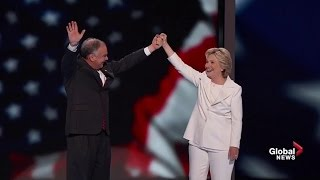 Download Hillary Clinton full speech at the Democratic National Convention Video
