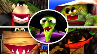 Download Banjo Kazooie - All Bosses (No Damage) Video