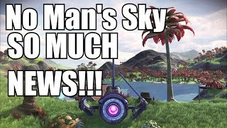 Download No Mans Sky! I have seen gameplay! More on multiplayer weekly ingame events and MORE! Video