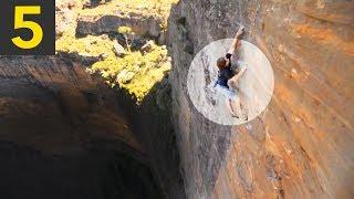 Download Top 5 Climbing Close Calls Video