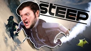 Download DO A BARREL ROLL! | Steep (Funny Moments) Video
