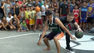 Download Professor Wrecks Ankles in Philippines Hood Video