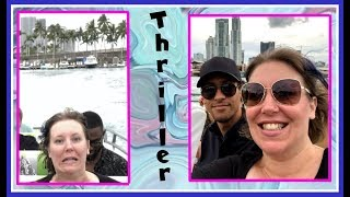 Download Thriller Speed Boat & Miami Hotel | Norwegian Bliss Cruise Vlog [ep1] pre-cruise Video