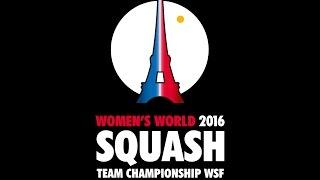 Download World Women's Team Squash - Day 6 STC - Court 1 Video