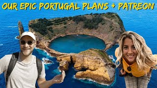 Download LIVE Q&A: 2019 Portugal Travel Plans + Patreon Video