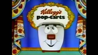 Download Pop Tarts Commercial 80's Vintage Video