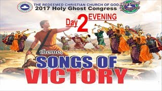 Download RCCG 2017 HOLY GHOST CONGRESS #Day2 Evening Songs Of Victory Video