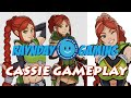 Download HOT AND DEADLY! Cassie Gameplay & Combo Showcase! (Paladins) Video
