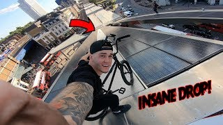 Download *INSANE* BMX ROOFTOP RIDING! Video