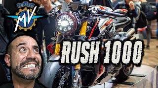 Download MV AGUSTA RUSH 1000 #FULLGASS Video