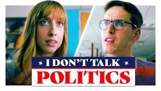 Download The Guy Who Won't Talk About Politics | Hardly Working Video