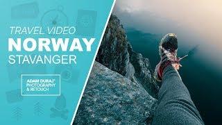 Download Our trip to Norway - Stavanger, Preikestolen [Canon 6D Video Magic Lantern] Video
