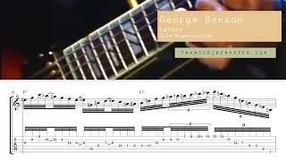 Download Lately - George Benson ( solo transcription ) Video