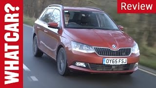 Download Skoda Fabia Estate review - What Car? Video