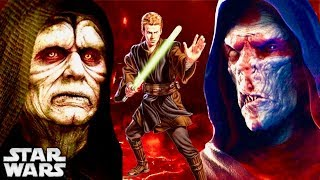 Download Why Darth Plagueis Was Terrified of Anakin But Sidious Embraced and Trained Him Video