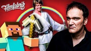 Download LUKE SKYWALKER schwul?! | TARANTINO vs DISNEY! | MINECRAFT Film?! | FILM NEWS Video