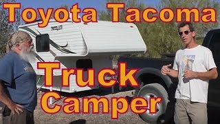 Download How to Live in a Toyota Tacoma Camper Video