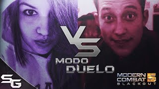 Download MODERN COMBAT 5: SoldierGirL vs GomitaxX - Modo Duelo Video