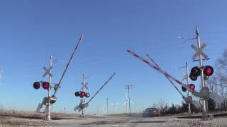 Download Railroad Crossings of the UP Joliet Sub Video