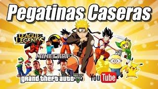 Download PEGATINAS CASERAS o STICKERS, cómo se hacen Video
