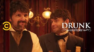 Download John Wilkes Booth Goes from Actor to Assassin (feat. Adam Scott & Will Forte) - Drunk History Video