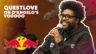 Download Questlove on D'Angelo's Voodoo | Red Bull Music Academy Video