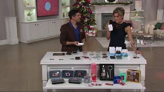 Download HP Sprocket Portable Photo Printer with Case, Paper and SkinIt on QVC Video