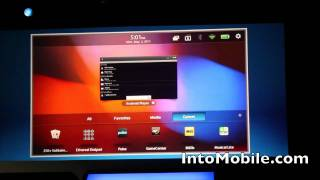 Download BlackBerry PlayBook Android app emulator demo - Run Android apps on PlayBook Video