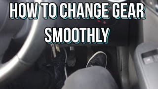 Download How to Change Gear SMOOTHLY in a Manual Car / Stick Shift Video