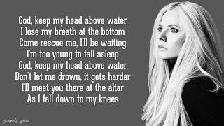 Download Avril Lavigne - Head Above Water (Lyrics) Video