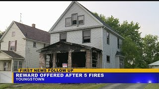 Download Reward offered for finding Youngstown arsonist Video