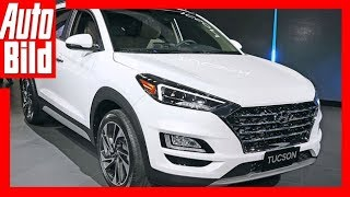 Download Hyundai Tucson Facelift (NYIAS 2018) Sitzprobe/Review/Details Video