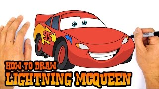 Download How to Draw Lightning McQueen | Cars 3 Video