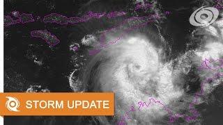 Download Cyclone Frances - Update 2 (April 28, 2017 - 03:00 UTC) Video