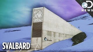Download A Rare Look Inside The Doomsday Seed Vault Deep In The Arctic Video