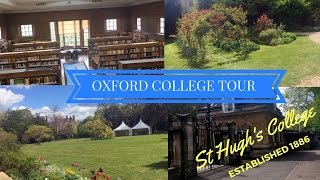 Download TT1: Oxford College Tour - St Hugh's Video