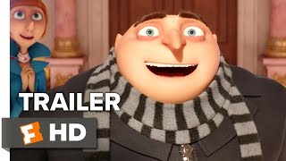 Download Despicable Me 3 Trailer #2 (2017) | Movieclips Trailers Video