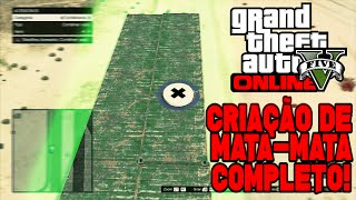 Download GTA V - Glitch do Criador - Como Criar Um Mata-Mata Flutuante | Video Completo Video