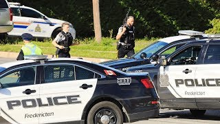 Download Fredericton shooting: update from the scene as police secure area Video