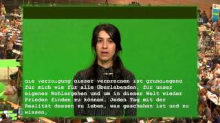 Download Nadia Murad – Rede Bundesparteitag 2017 Video