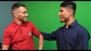 Download Lomachenko & Mikey Garcia! First-ever meeting! 🥊 Первая встреча Ломаченко и Майки Гарсии Video